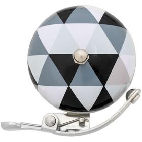 URBAN PROOF Retro - Sonnette - 6cm blanc/noir